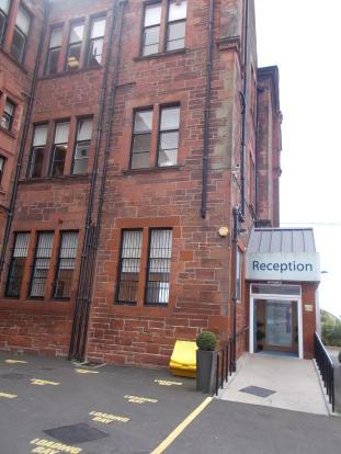 Reception Outside