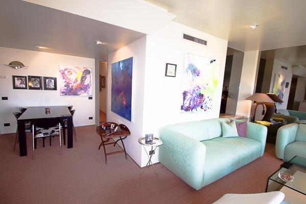 Luxury living-room
