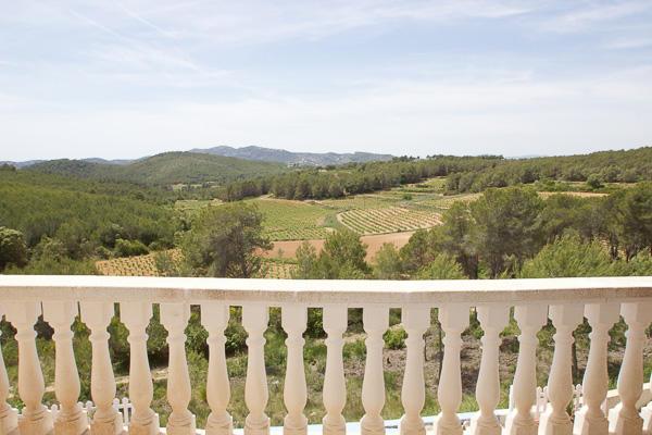Villa with views