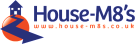 HouseM8's, Cheltenham logo
