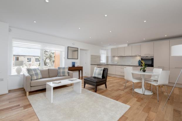 Living room / Kitche