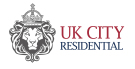 UK City Residential , Leeds logo