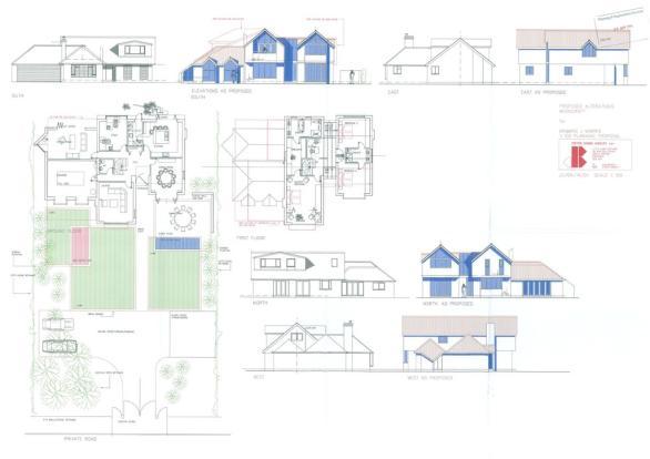 Developed Plans