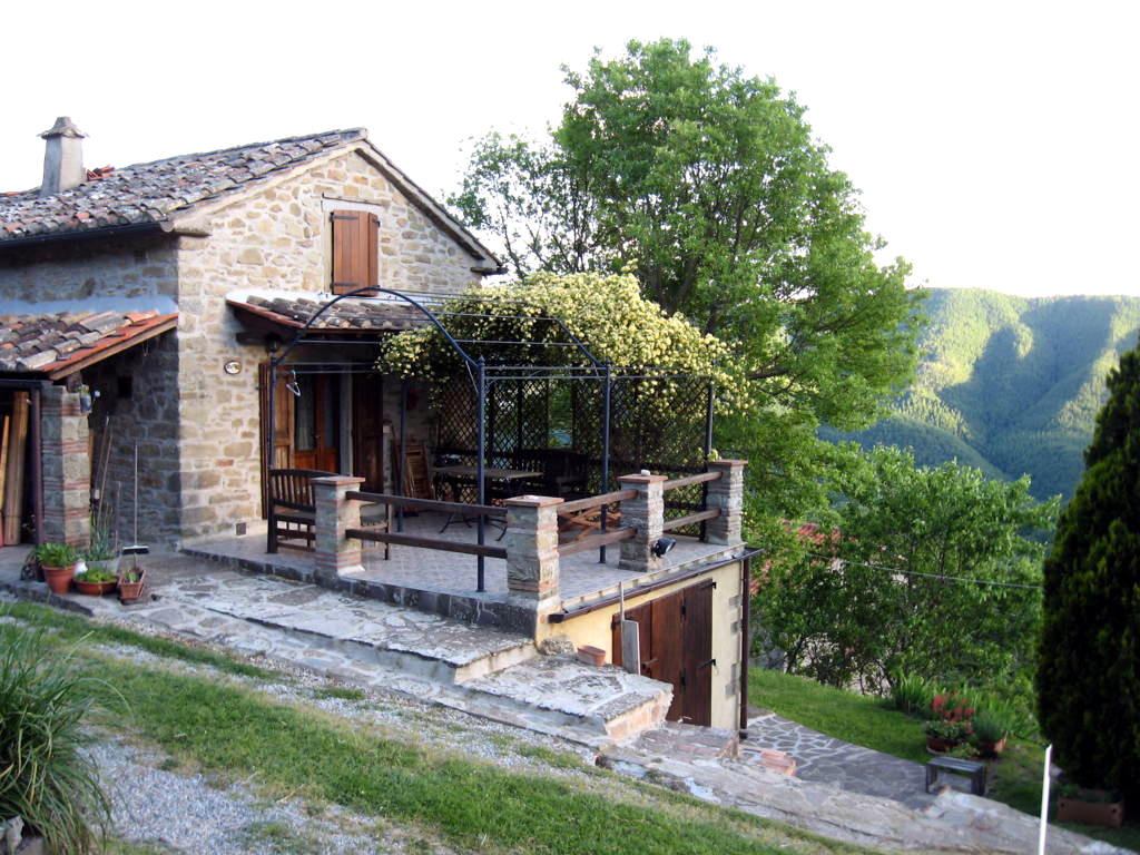 3 bed Farm House in Tuscany, Arezzo, Cortona