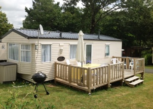 2 bed Mobile Home in Brittany, Finist�re...
