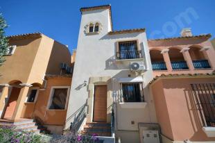 2 bed Town House in La Finca Golf, Alicante...