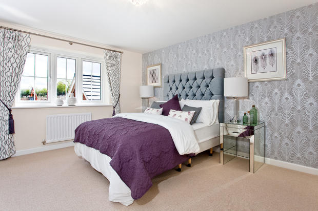 6. Typical Additional Bedroom