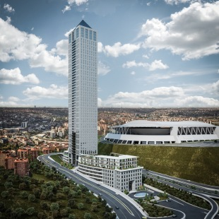 Apartment for sale in Istanbul, Sisli, Sisli