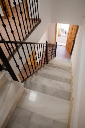 Marble Hallway Stair