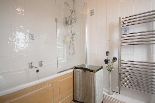 En-Suite to Bedroom