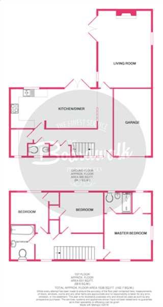Clyde Mews Floorplan