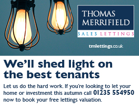 Get brand editions for Thomas Merrifield, Abingdon- lettings
