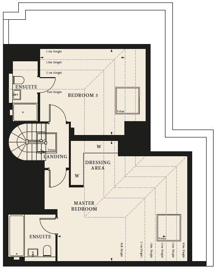 Plot 24 Upper Floor