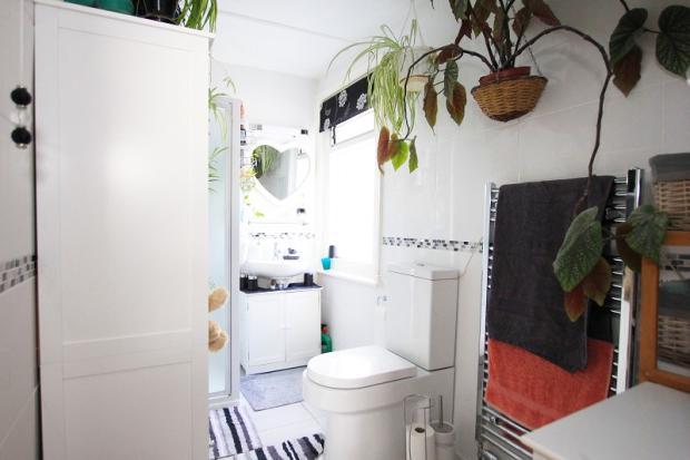 Master Suite & Bathroom