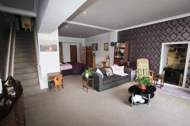 Annexe Lounge/Bedroom