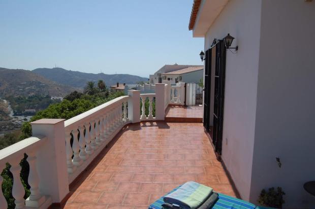 Terrace back