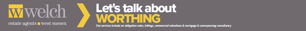 Get brand editions for W Welch Estate Agents, Worthing