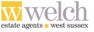 W Welch Estate Agents, Worthing branch logo