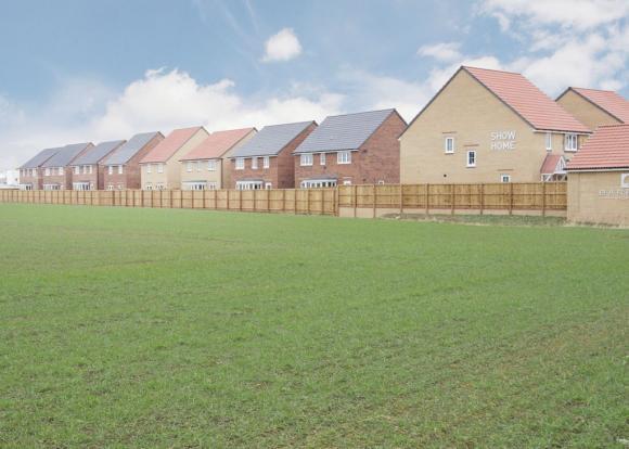 Priory Fields Rural Aspect