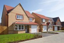 Barratt Homes, Priory Fields