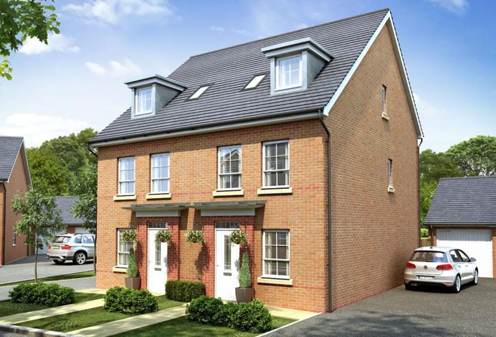 4 bedroom semi detached house for sale in heathcote lane heathcote warwick cv34 cv34