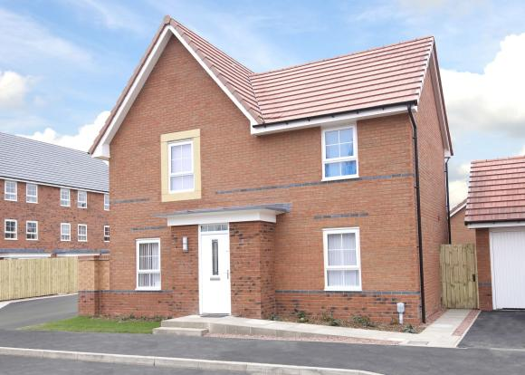 Four bedroom Lincoln home