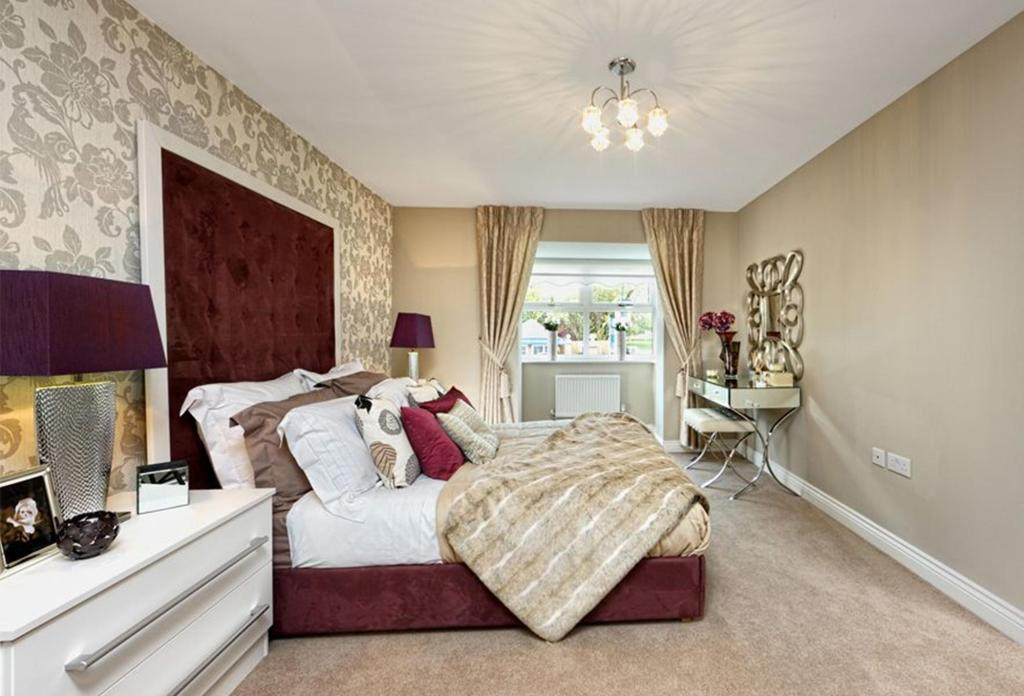 Four/five bedroom Harborough home