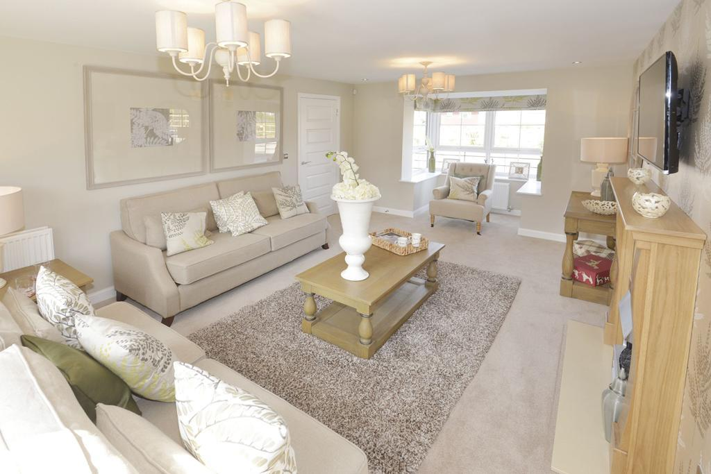 Beuatiful Alnwick Show Home