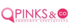 Pinks & Co, Hackney branch logo