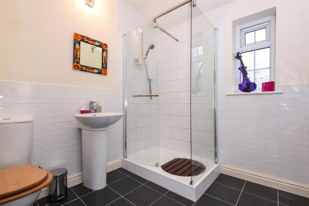 Shared Ensuite