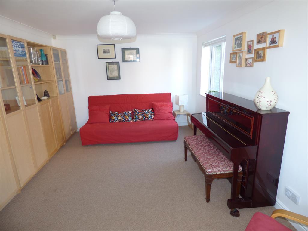 Living Room / ground floor bedroom