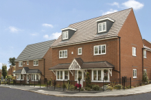 Barratt Homes, St Michaels View