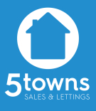 5 Towns Estate Agents, Pontefract  branch logo