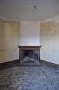 Upstairs fireplace