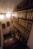 Custom book shelving
