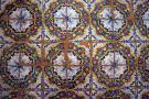 Floor tiles - detail