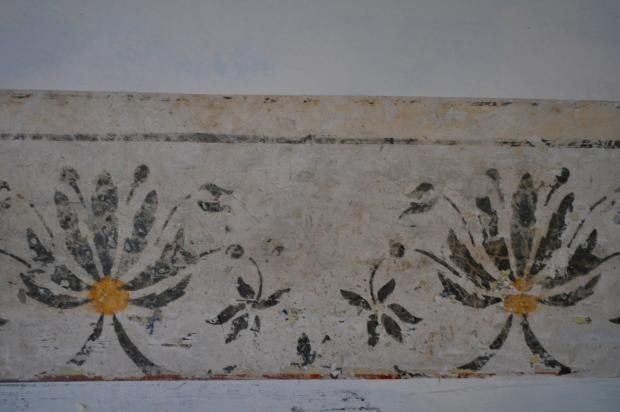Original fresco