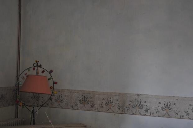 Original wall fresco