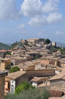 Views over Arpino