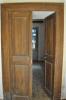 Original wood doors