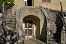 Dual stone staircase