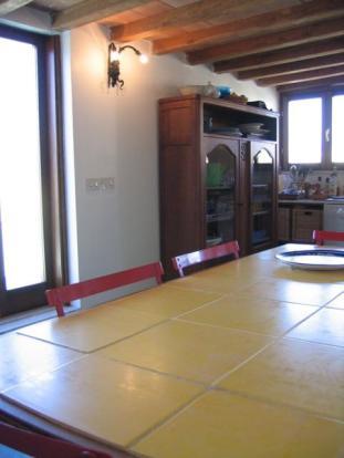 Terrace kitchen