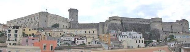 Gaeta castle
