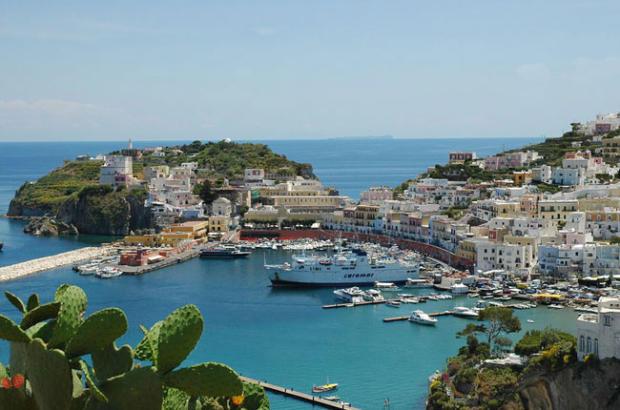 Gaeta harbor