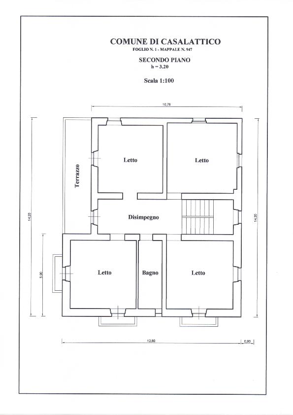 V. Clemantina plans