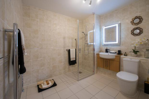 Shower Rooms & Bathr