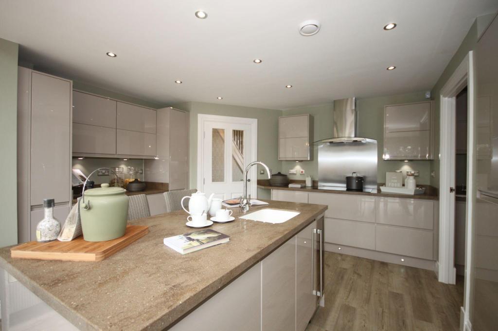 tunstall kitchen