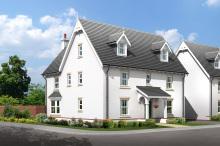 David Wilson Homes North East, Mount Oswald