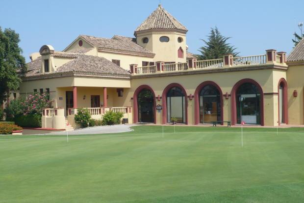 San Roque Club House