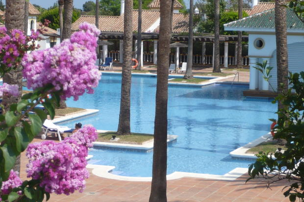 San Roque  pool